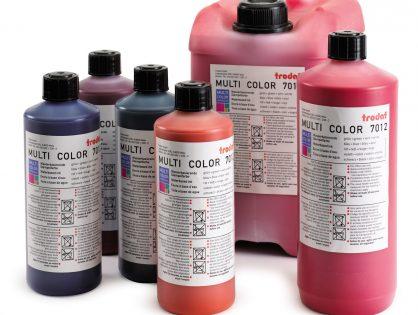 Штемпельные краски: виды и применение